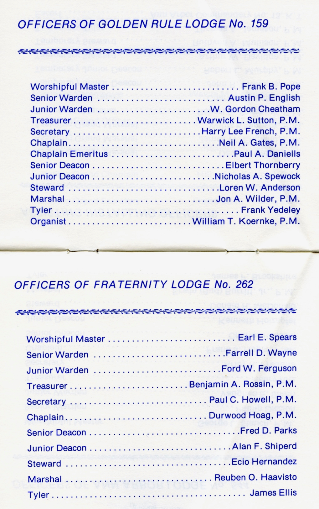 1978 Installation Page 7 & 8